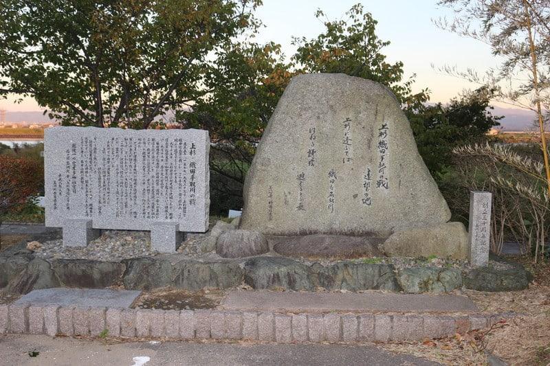 手取川の戦い~手取川はこんなところでしたが上杉謙信は強かったのか?
