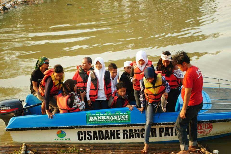 Wacana Pemkot Tangerang Belum Terwujud, Kini Banksasuci Miliki Waterways
