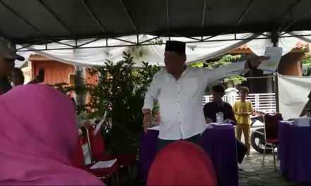 Calon Anggota DPRD Tangsel Protes Keras di TPS 67 Bambu Apus