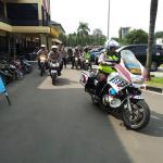 Pasca Pemilu 2019, Polda Banten Gelar Patroli Skala Besar