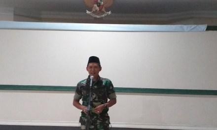 Bersama Media, Kodim 0506/Tgr Gelar Silaturahmi dan Buka Puasa Bersama