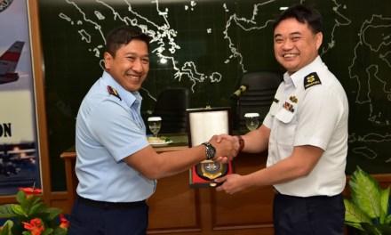 Junior Excange Visit RSAF Ke Lanud Halim Perdanakusuma