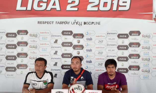 Persita Tangerang Akan Berlaga di Stadion Depati Amir Sore Ini