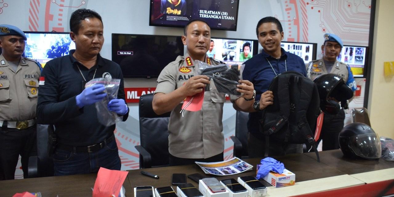 Sempat Viral, Perampok Toko Hp di Cikupa Akhirnya Ditangkap Polisi