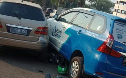 Korban Tertabrak Mobil di Samping ITC BSD Berprofesi Sebagai Ojol