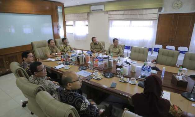 Implementasi KNKS, Kota Tangerang Jadi Pilot Project Kota Ekonomi Syariah