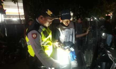 Polres Metro Tangerang Kota Gelar Operasi Cipta Kondusif Skala Besar