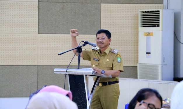 Wakil Wali Kota Resmi Buka Kegiatan PKHP dan PKU Tingkat Kota Tangerang