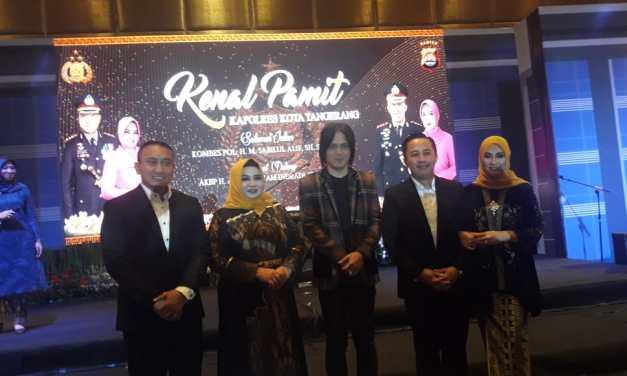 Kombes Pol Sabilul Alif: Saya Sangat Senang Selama Bertugas di Tangerang