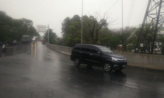 Waspada Hujan Petir dan Angin Kencang di Tangerang