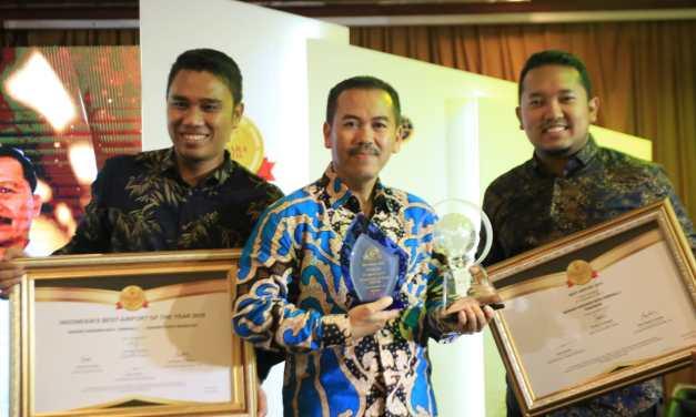 Terminal 3 Bandara Soekarno-Hatta Kembali Raih Best Airport of The Year 2019