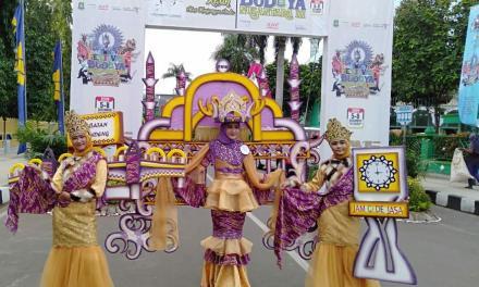 Hari ke-2, Festival Budaya Nusantara lll Tampilkan Kreatifitas Busana
