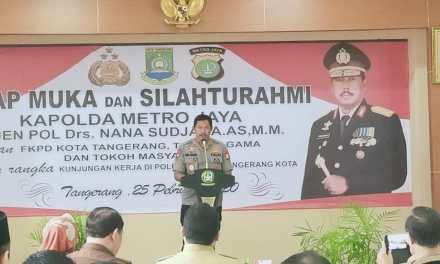 Kapolda Metro Jaya Bertekad Berantas Narkoba Hingga 'Zero Narkotika'