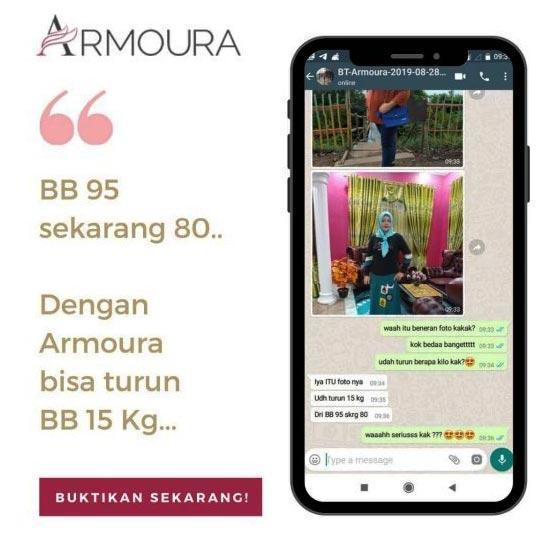 Armoura Slimming Beauty Drink 13