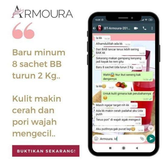 Armoura Slimming Beauty Drink 14