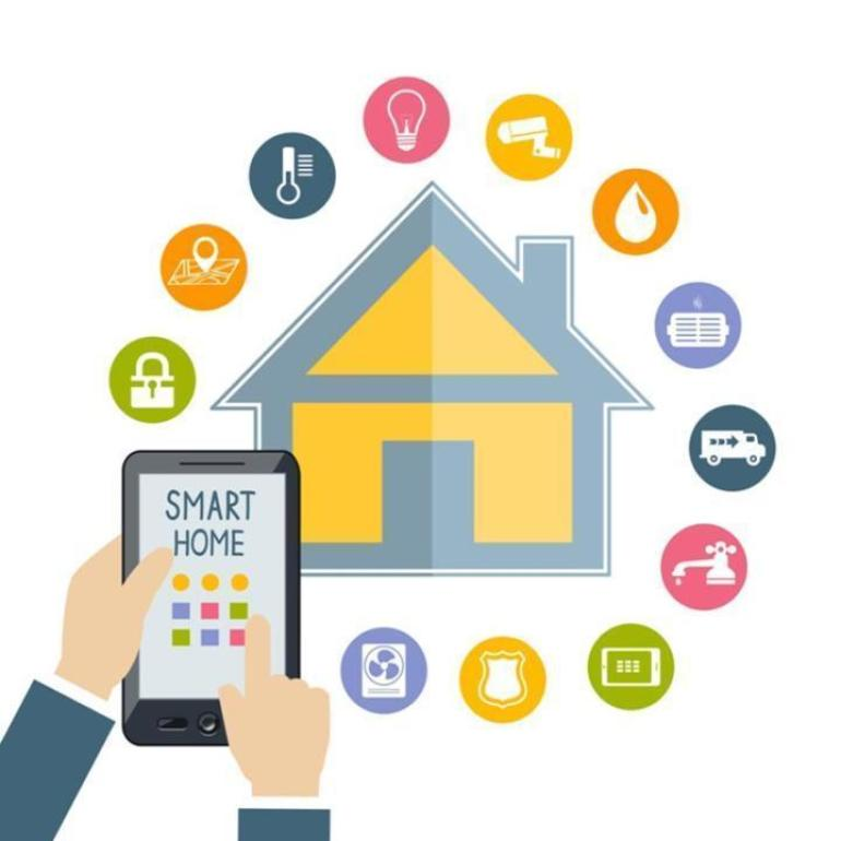 aplikasi sensor iot pada smart home