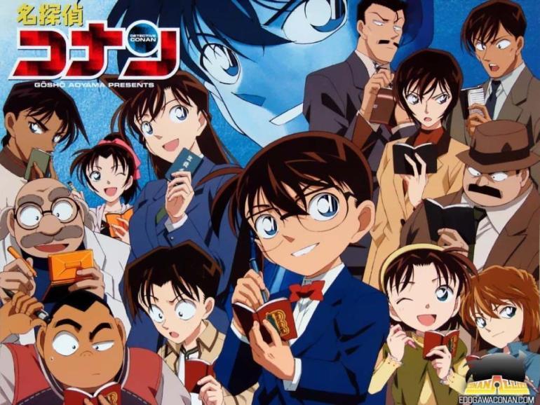 Jika Anda adalah penggemar berat anime, jangan lewatkan untuk menonton Detective Conan