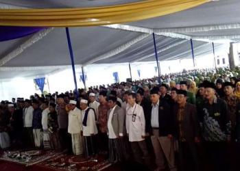 Foto acara Hala Bihalal PCNU kab Malang