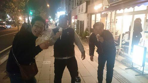 東北魂ビール ソフトクリーム