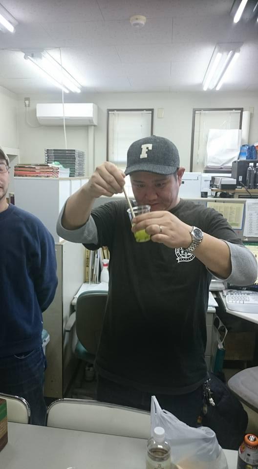 東北魂ビール 検査4