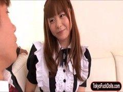 激カワメイドがご主人様の性欲を管理するエックスびで 日本人