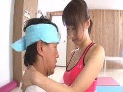 ヨガ講師をしてる美巨乳お姉さんが生徒を痴女攻めしちゃうえつくひでお 日本人