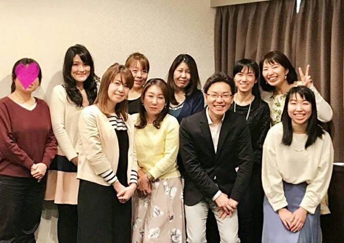 2017年3月22日人気サロン講座大阪