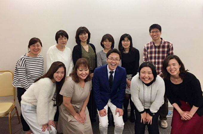 2017年3月23日人気サロン講座東京
