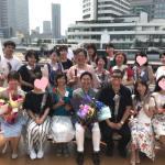 11月20日(火)独立5周年と会社設立1周年の感謝を込めたパーティの参加者さま