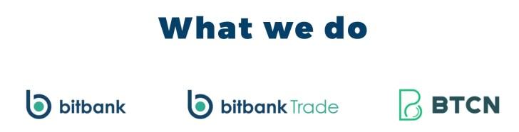 bitbank、bitbank Trade、BTCN