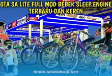 Photo of GTA SA LITE FULL MOD MOTOR BEBEK SLEEP ENGINE 200MB TERBARU