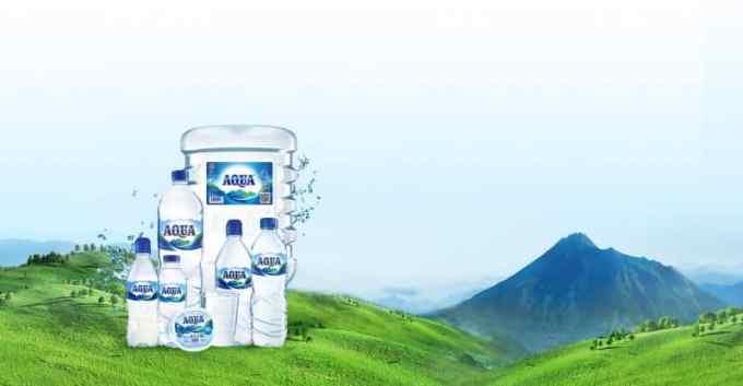 Contoh Analisis SWOT Aqua