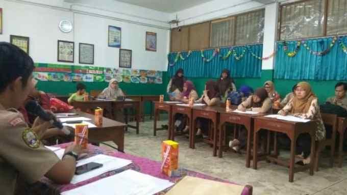 Contoh Notulen Rapat Sekolah