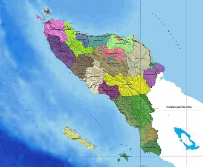 Geografis dan Iklim di Aceh