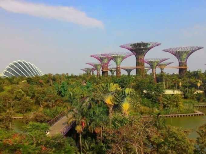 Kekayaan Alam Singapura