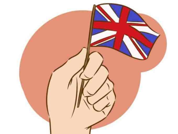 Kondisi Geografis Negara Inggris