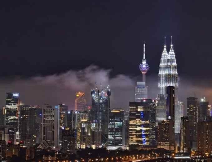 Kota-Kota Terkenal di Malaysia