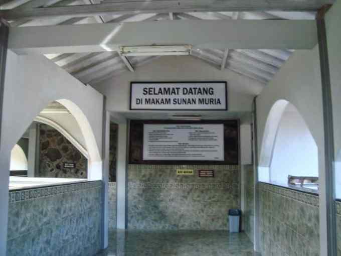 Letak Makam Sunan Muria