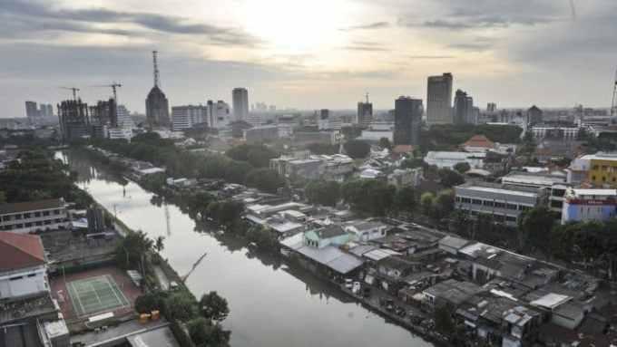 Pembagian Wilayah di Kota Surabaya
