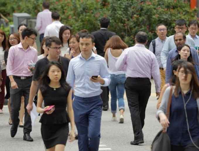 Penduduk dan Kegiatan Perekonomian Singapura