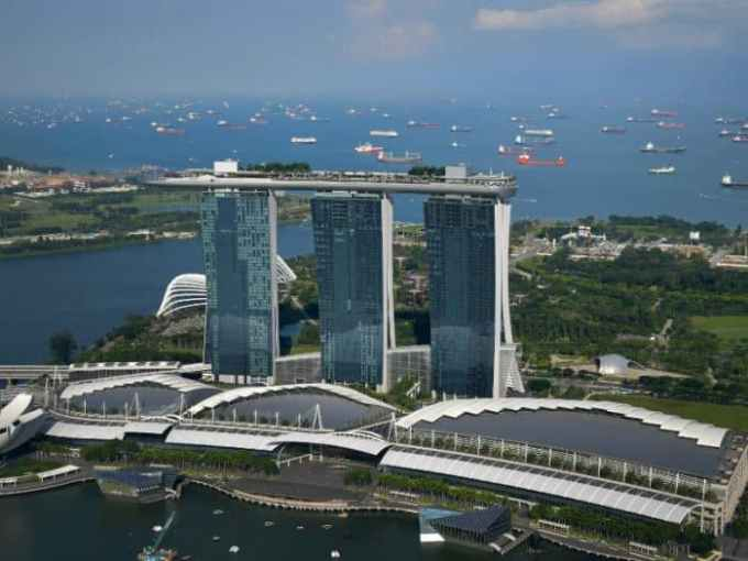 Perekonomian di Singapura