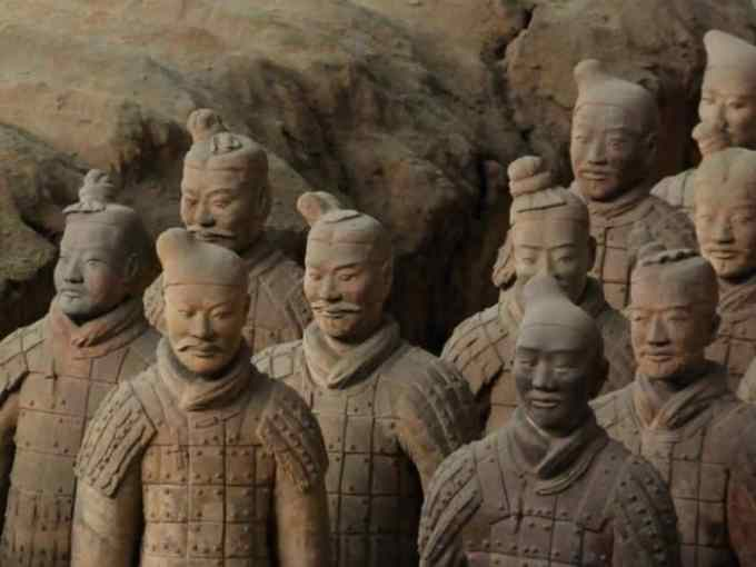 Sejarah dan Asal Usul China