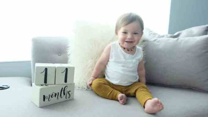 Bayi Usia 11 Bulan