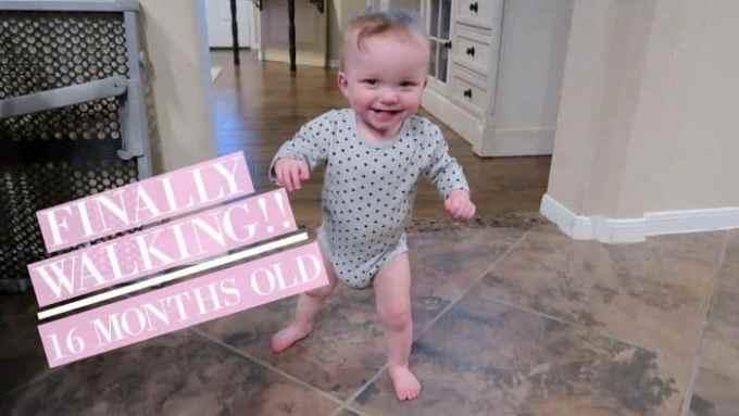 Bayi Usia 16 Bulan