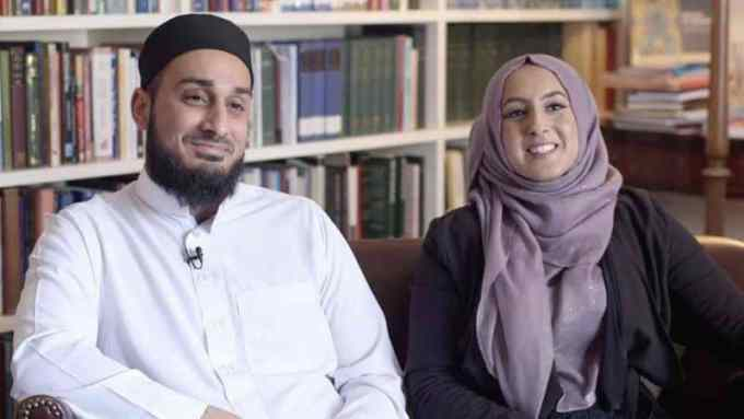 Kisah Cinta Sejati Islami