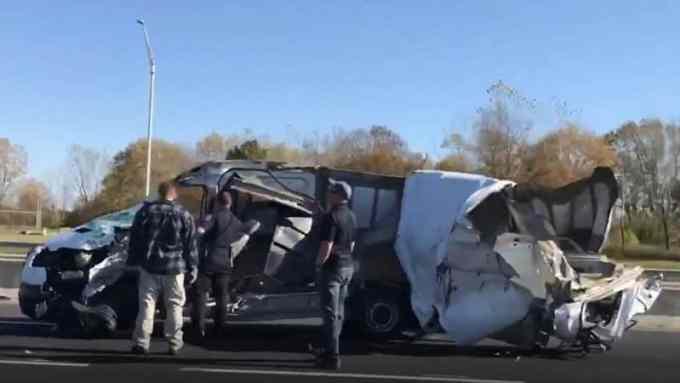 Contoh Teks Eksplanasi Kecelakaan