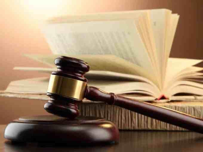 Contoh Teks Eksposisi bidang Hukum