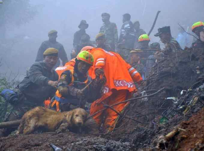 Contoh Teks Editorial Bencana Alam