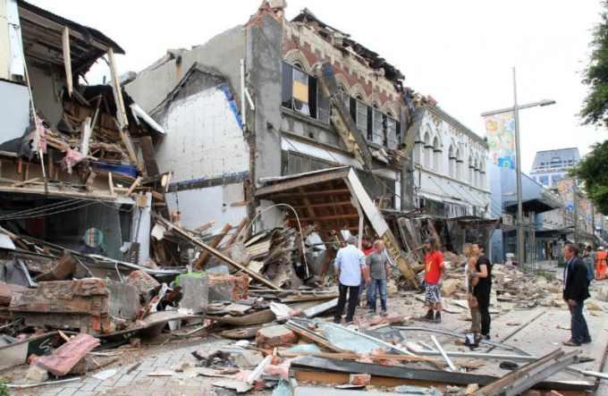 Contoh Teks Reporter Tentang Gempa Bumi