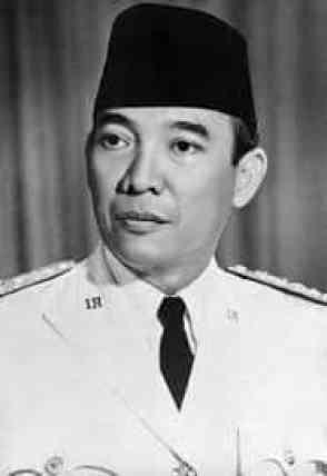 Presiden Ir. Soekarno